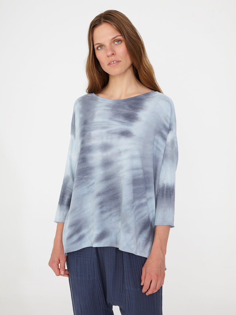 Lunar Jersey 3/4 Sleeve Cocoon