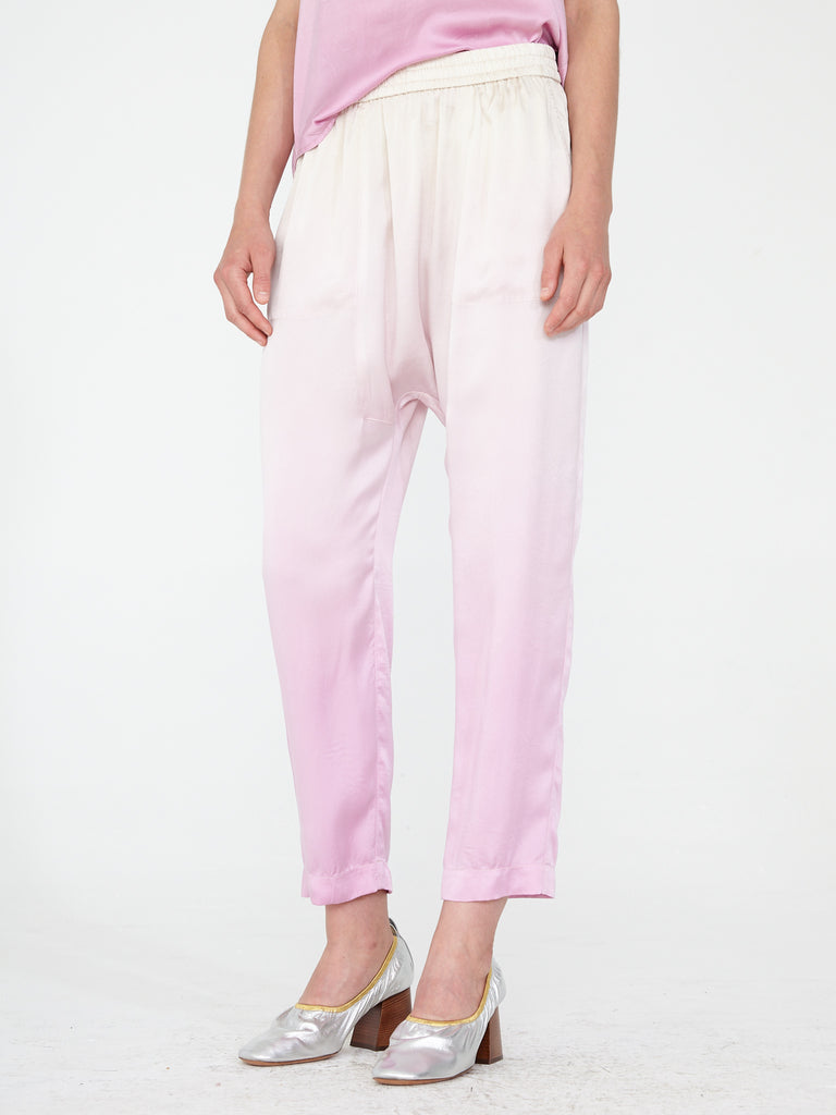 Orchid Charmeuse Sunday Pant