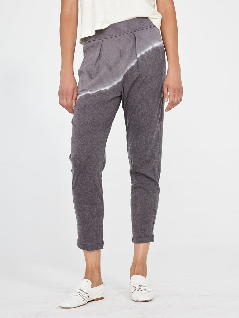 Night Grey Jersey Easy Pant