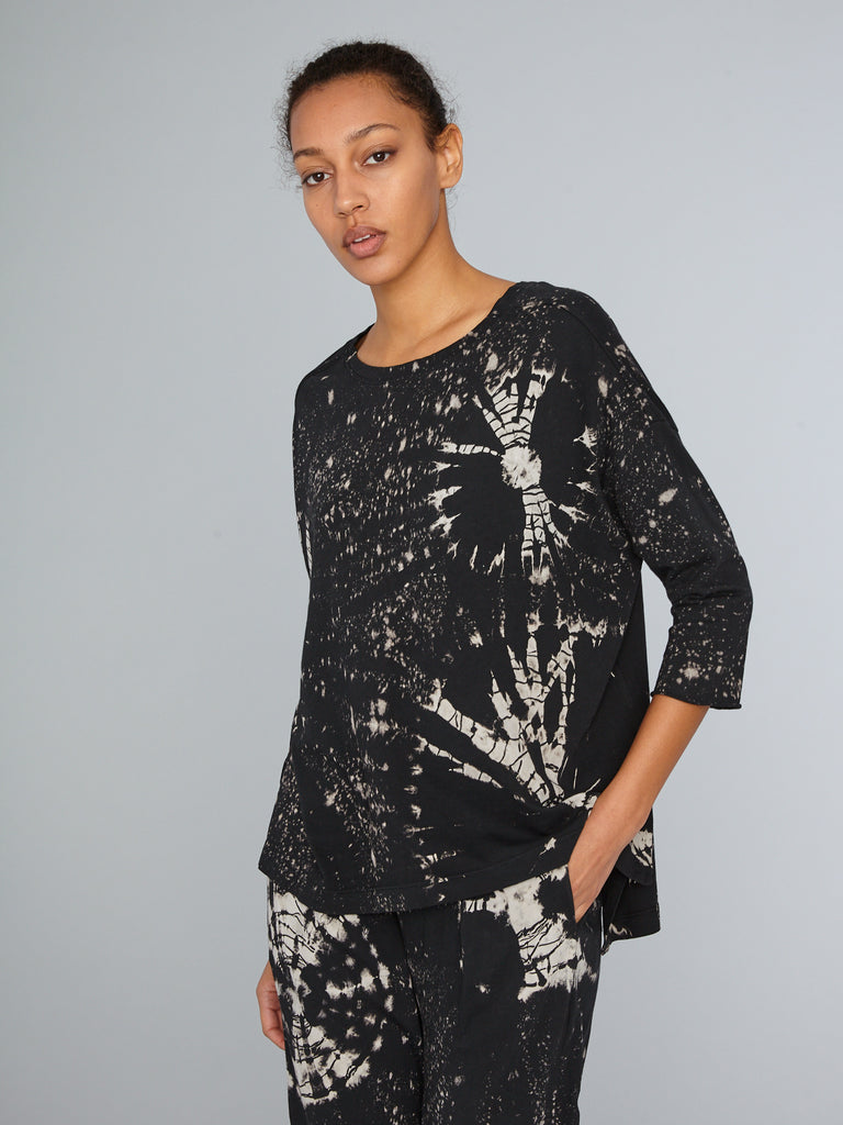 Black Constellation Jersey New Cocoon