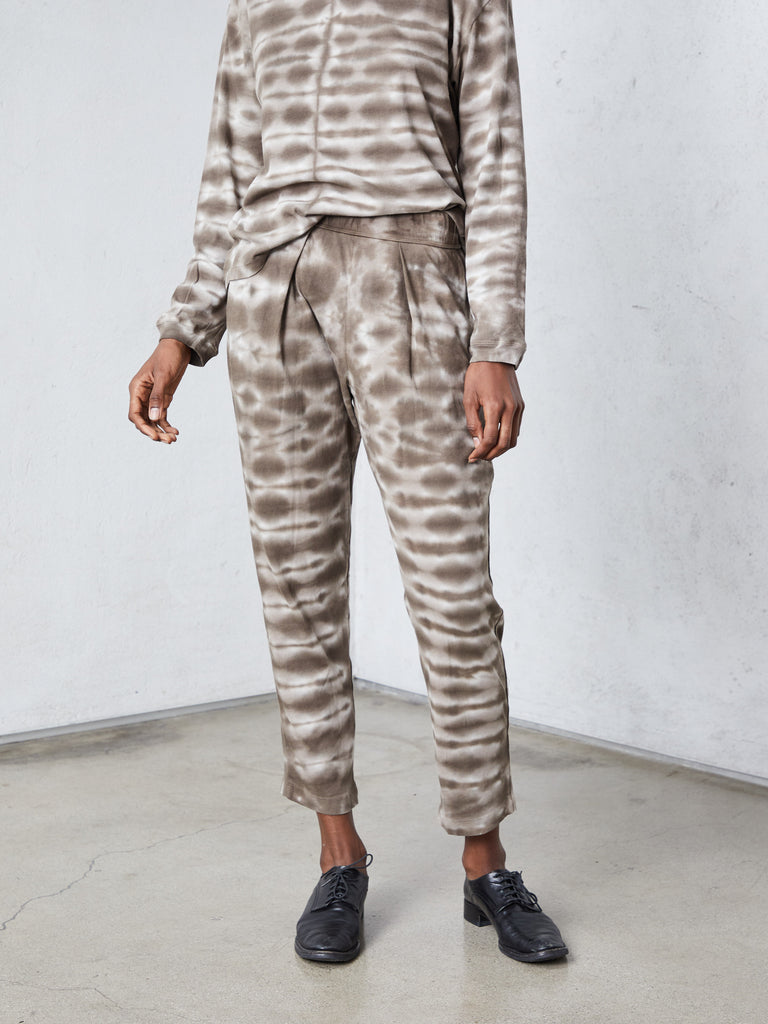 Moss Jersey Easy Pant