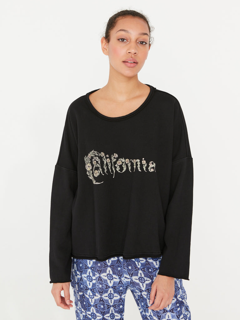 California Dreamin' Boxy Sweatshirt