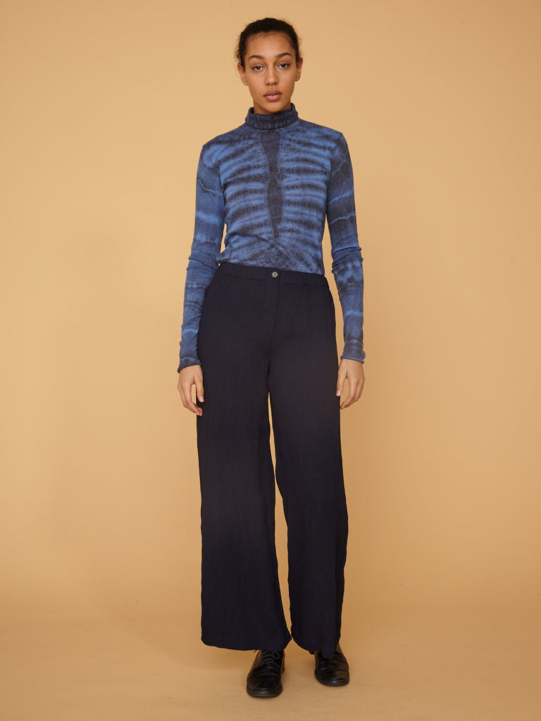 French Navy Kate Pant