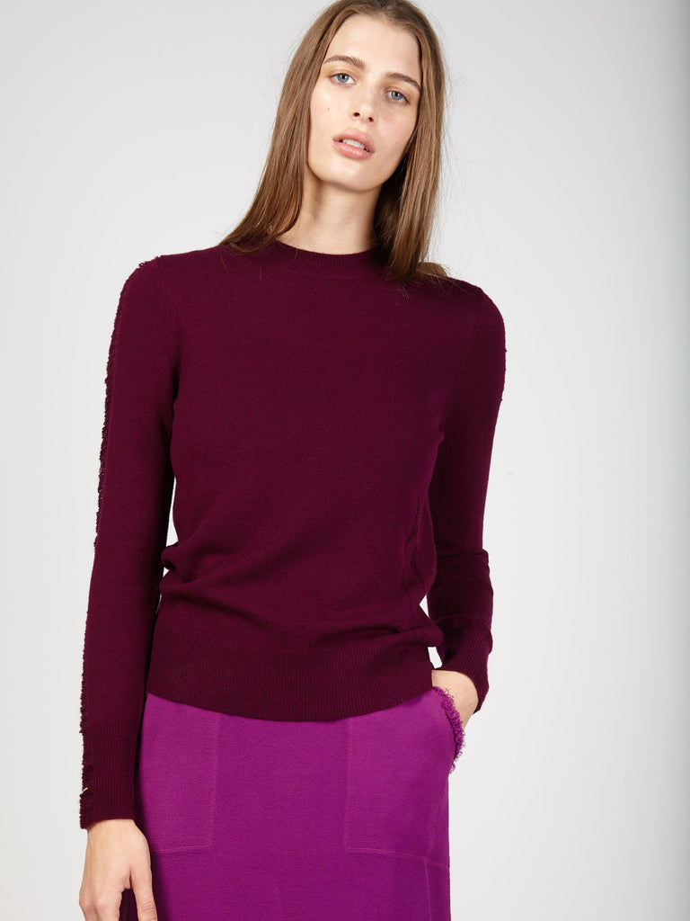products/y66-6457-fuch_Fuchsia_Cashmere_Shred_Sleeve_Crew_RA_H16_Ecom1564.jpg