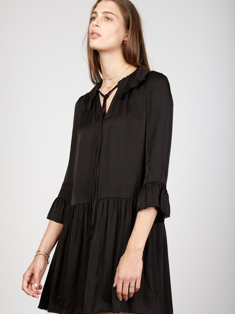 products/y66-6469-blk_Black_Liquid_Satin_Ruffle_Neck_Dress_RA_H16_Ecom1686.jpg
