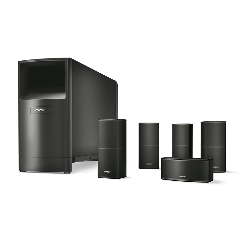 Acoustimass® Home Theater Speaker Systems