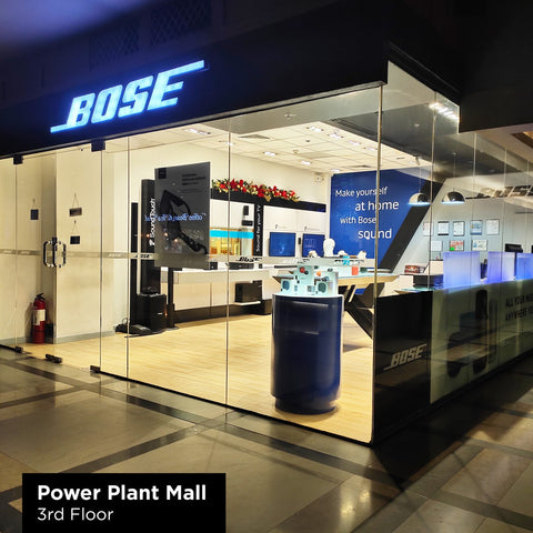 Bose Philippines Powerplant Mall