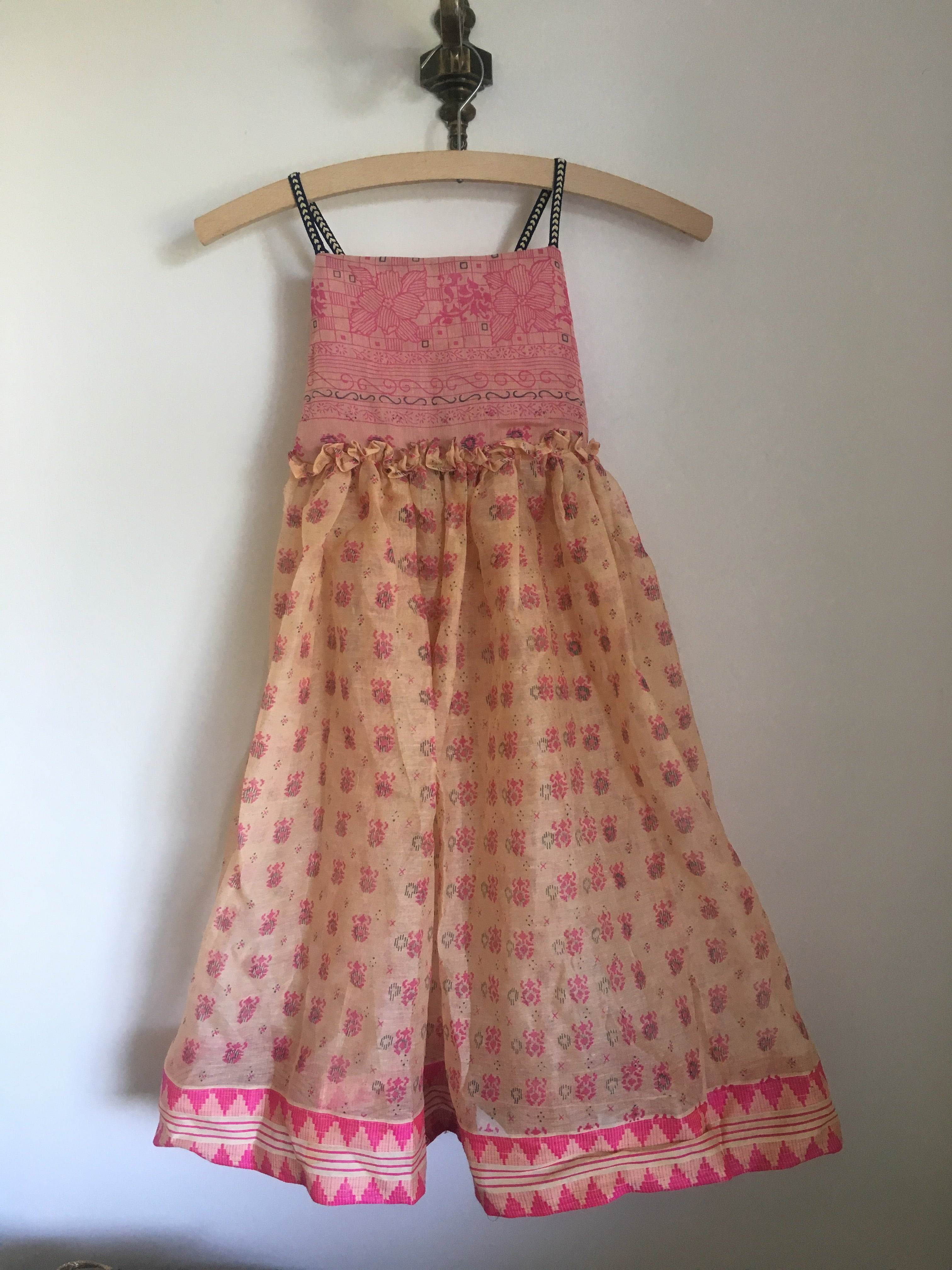 Estelle Dress Candy Floss