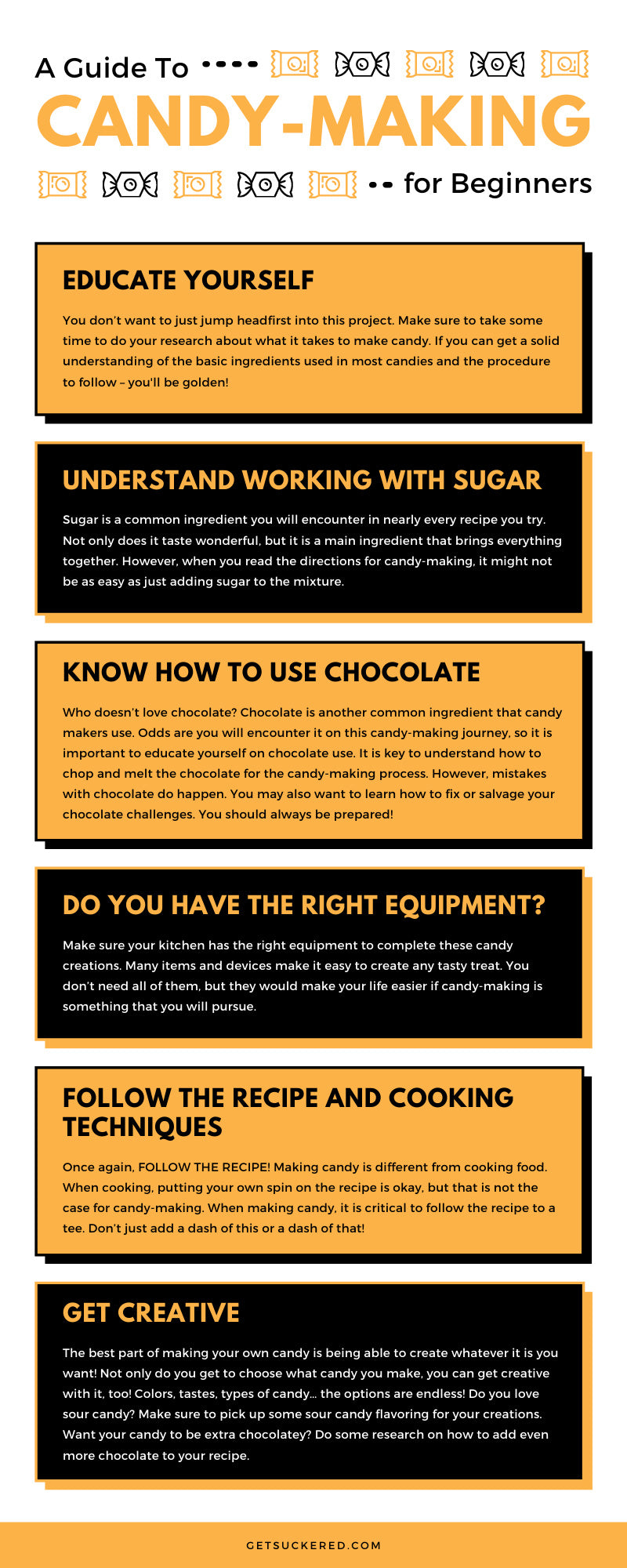 A Guide To Candy-Making for Beginners