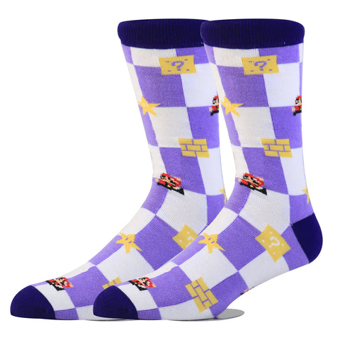 Mario socks (Large)