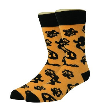 Bowser Socks