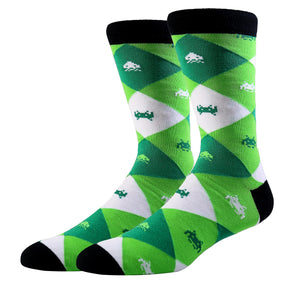 Space Invaders Socks (Large)