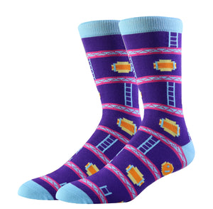 Donkey Kong Socks (Large)