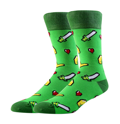 Zelda Socks (Medium)