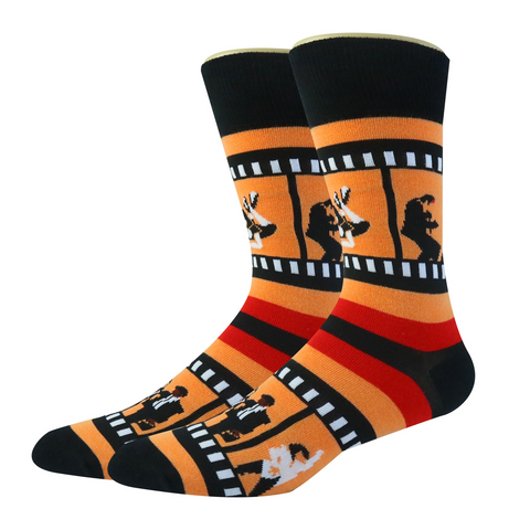 Pulp Fiction Socks