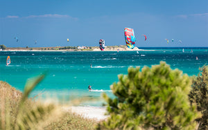 Top 7 Kitesurfing Spots in Greece