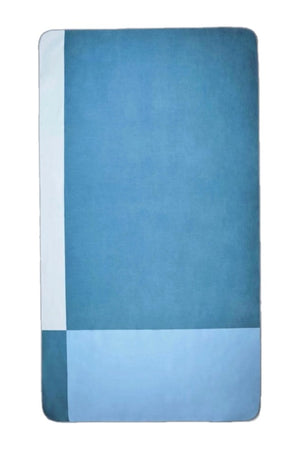blue beach towel - anaskela