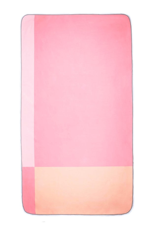 pink beach towel - anaskela