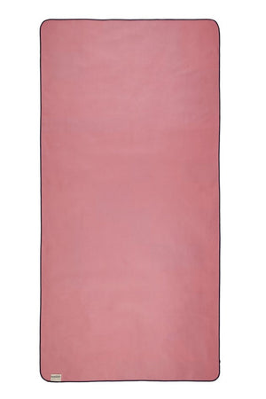 pink ecofriendly beach towel - anaskela