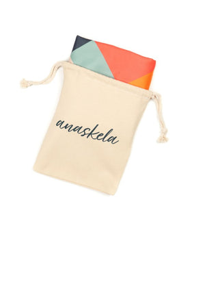 towel in pouch - anaskela