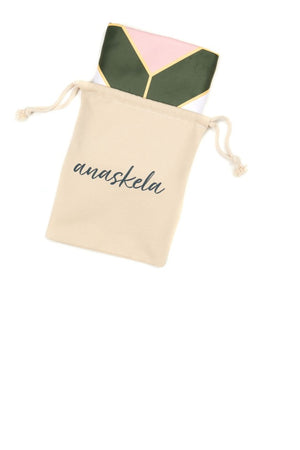 microfibre beach towel and pouch- anaskela