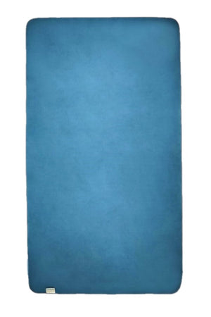 back of bay blue towel - anaskela
