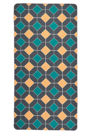 tile effect towel - anaskela