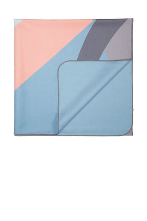 folded beach towel - anaskela