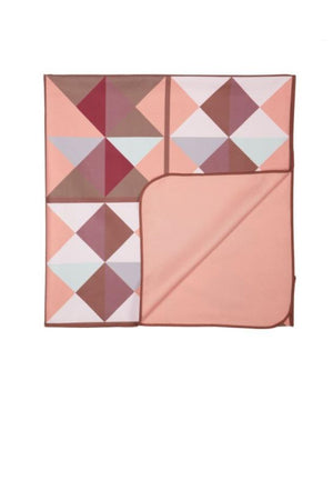 easyfold patterned towel - anaskela
