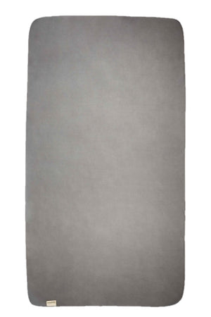 grey microfibre beach towel - anaskela