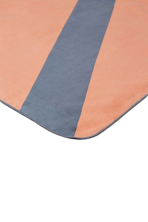 orange travel towel - anaskela