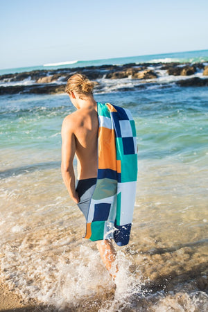 absorbent beach towel - anaskela