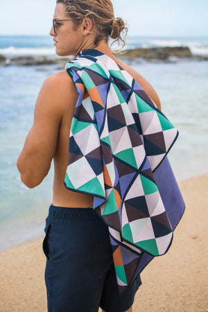 quickdry beach towel - anaskela