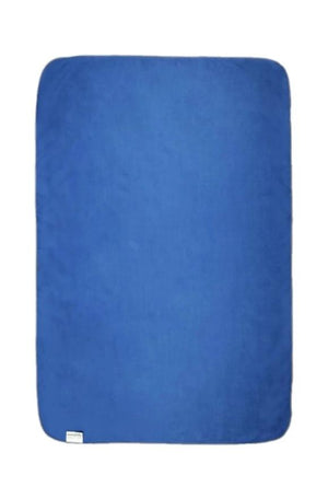 blue kids beach towel - anaskela