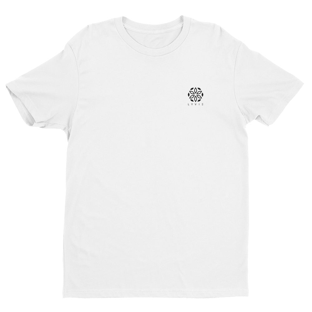 LEGENDARY Short Sleeve T-shirt - White - L Y V E L Y - streetwear - activewear - lifestyle - inspirational - urban apparel - supply - casual