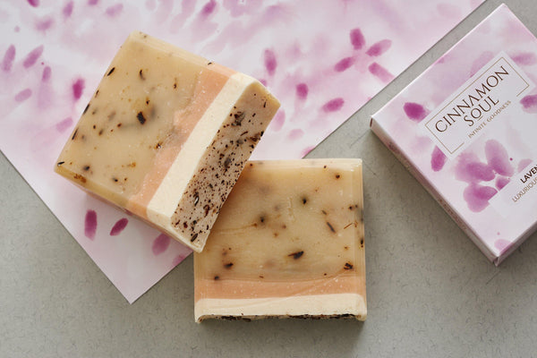 Luxurious Lavender - cinnamonsoul.in