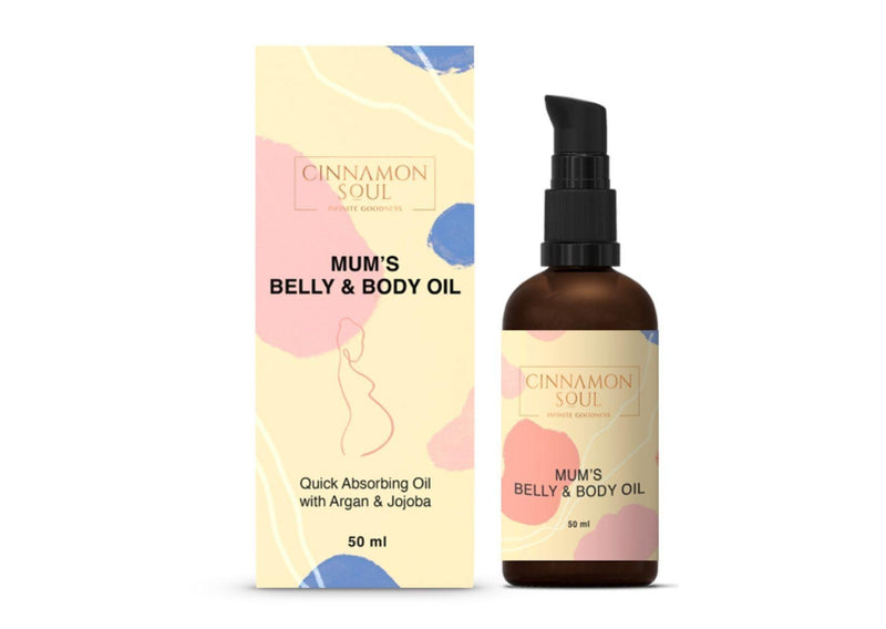 Mums Belly & Body Oil - 50ml