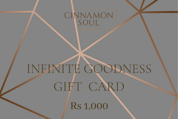 GIFT CARD - cinnamonsoul.in