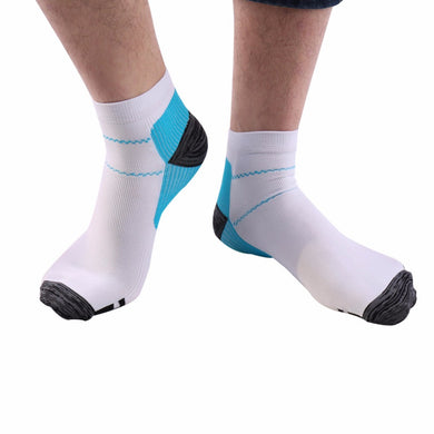 1 Pair Socks Compression Socks Plantar Fasciitis Heel Arch Pain Relieving