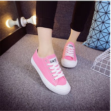 Teen Girls Students Running Shoes Flat Sneakers for Adult Men Women Canvas Shoes Boys Low Classic Skate Boarding Shoes EU35-43