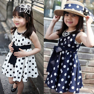 1 Piece Beautiful Chifon  polka dot sundress