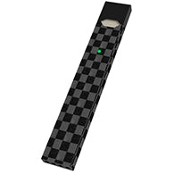 Louis Vuitton Inspired Black Monogram Juul Wrap & Skin