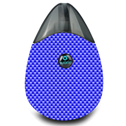 Blue Carbon Fiber Suorin Drop Wrap
