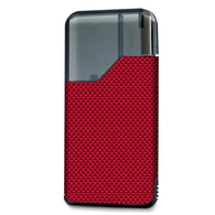 Red Carbon Fiber Suorin Air Wrap & Skin