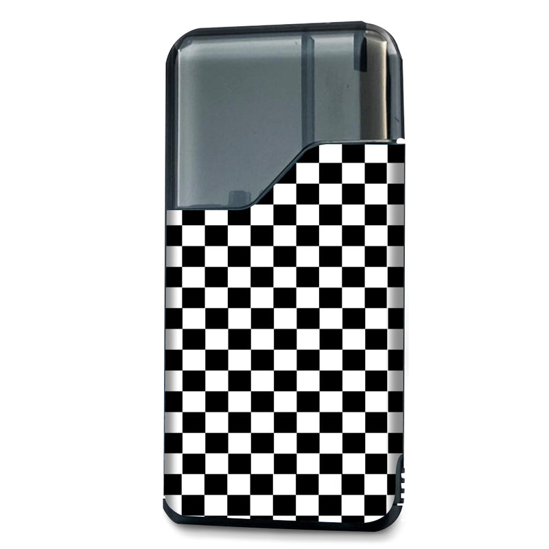 Checkered Print Suorin Air Wrap & Skin