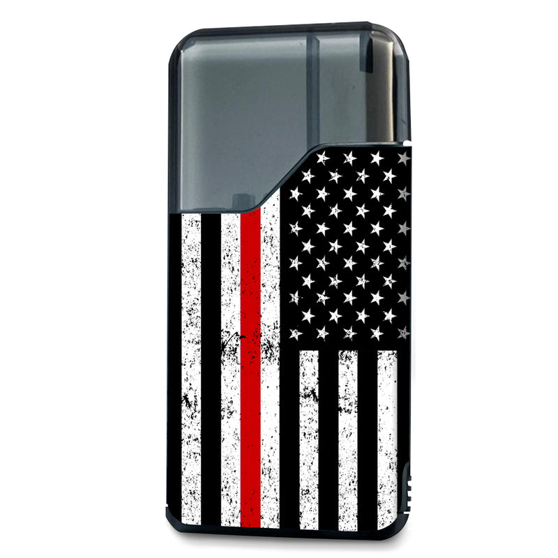 Fire Fighters Insipired US Flag Suorin Air Wrap & Skin