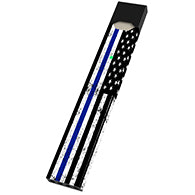 Police Inspired US Flag Juul Wrap