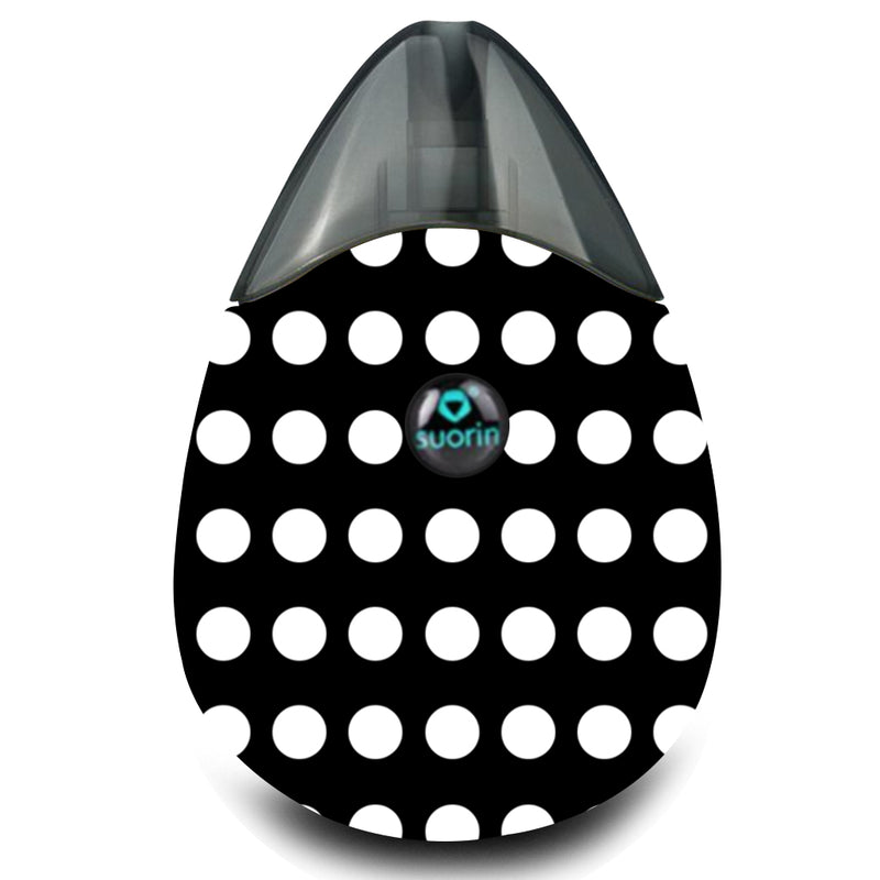 Polka Dot Suorin Drop Wrap & Skin