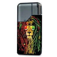 Rastafarian Lion Suorin Air Wrap & Skin