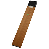 Teak Wood Juul Wrap & Skin